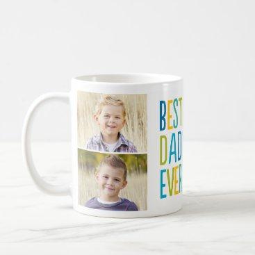 berryberrysweet Best Dad Ever Custom Photo Mug