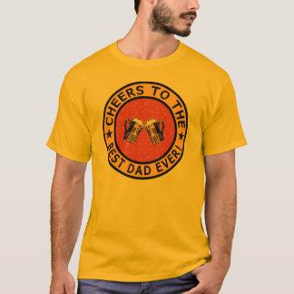 BEST DAD EVER custom shirt – choose style, color