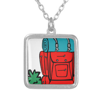 best dad ever father pops papa parent camp hike square pendant necklace
