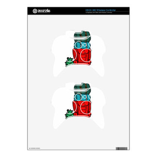 best dad ever father pops papa parent camp hike xbox 360 controller skins