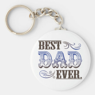 Best Dad Ever Father's Day Gifts Key Chain