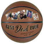 Best Dad Ever Father's Day Keepsake Basketball