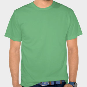 Father's Day Green Best Dad Shirt