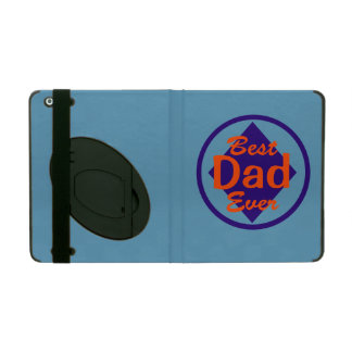 Best Dad Ever iPad Cover