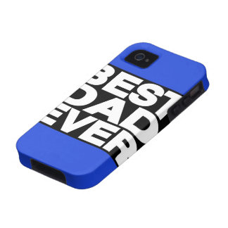 Best Dad Ever Lg Blue Vibe iPhone 4 Case