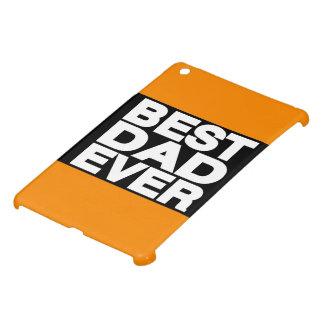 Best Dad Ever Lg Orange iPad Mini Covers