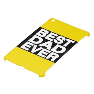 Best Dad Ever Lg Yellow iPad Mini Cases