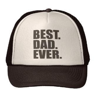 Best. Dad. Ever. Mesh Hats