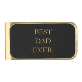 Best Dad Ever Money Clip