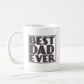 Best Dad Ever Mug Gift for Fathers Day