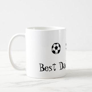 Best Dad....Ever! Mug (Soccer)