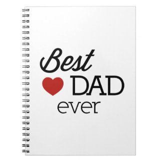 Best Dad Ever Notebook