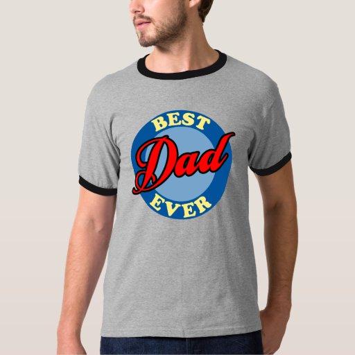 Best Dad Ever Tees