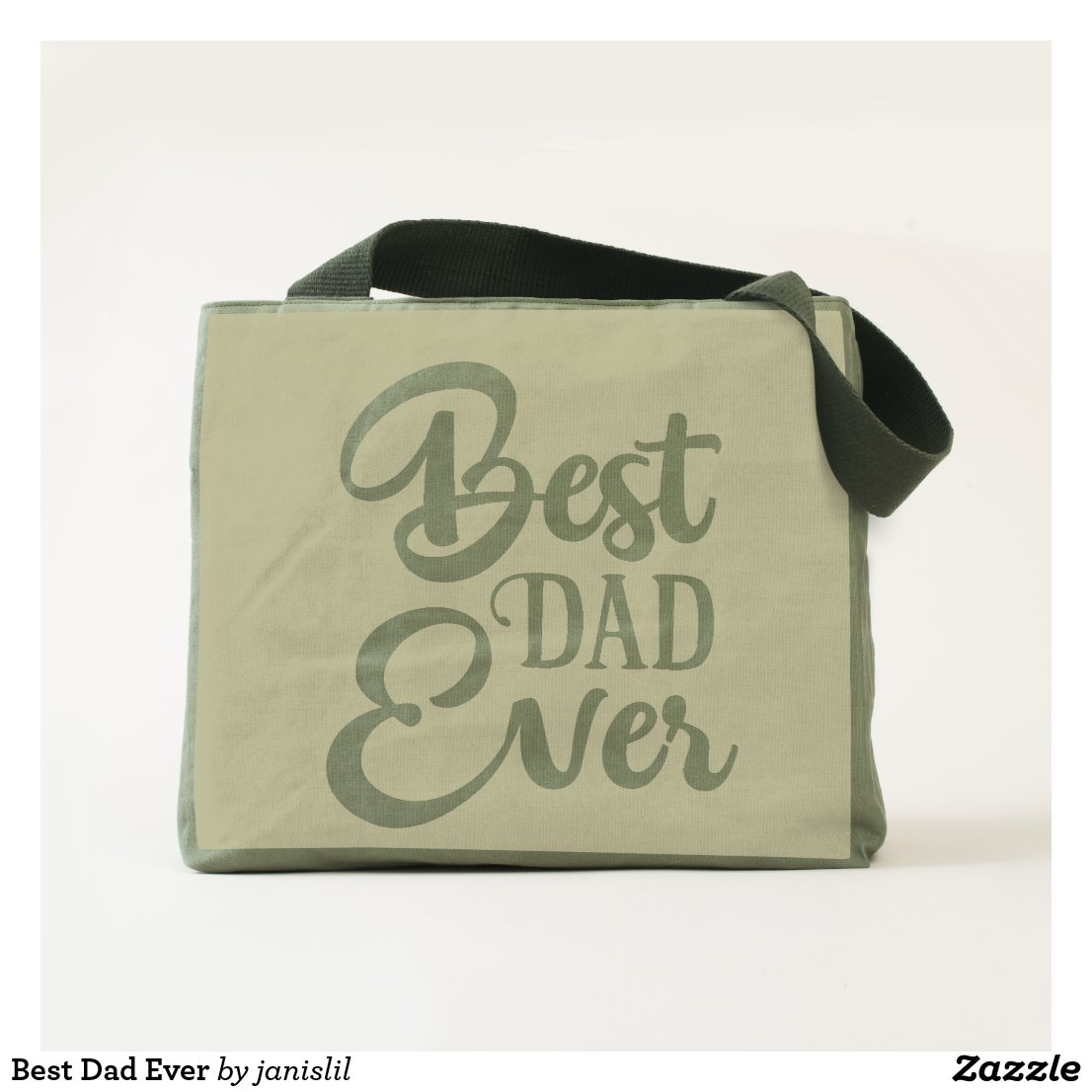 Best Dad Ever Tote