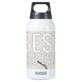 Best Dad Ever with antlers SIGG Thermo 0.3L Insulated Bottle