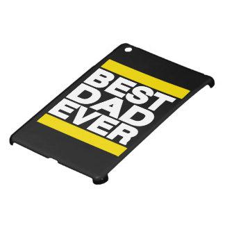 Best Dad Ever Yellow iPad Mini Case