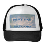 Best Dad Father' Day Cap Hats