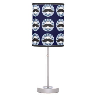 Best Dad Father's Day Desk Lamp