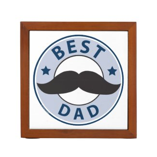 Best Dad Father's Day Pencil Holder