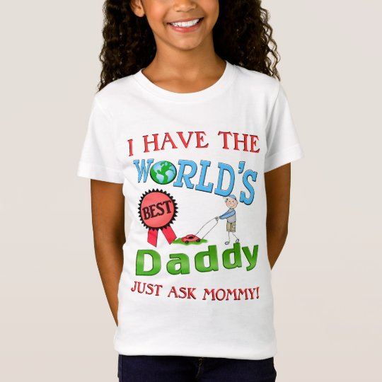 Best Dad Father's Day T-Shirt For Kids To Wear