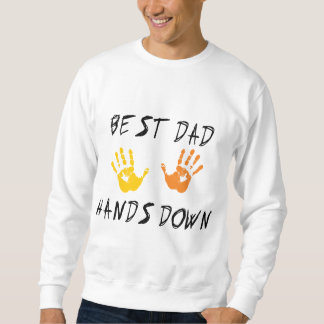 Best Dad Hands Down T-Shirt