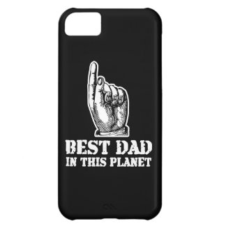 Best Dad In This Planet iPhone 5C Cases