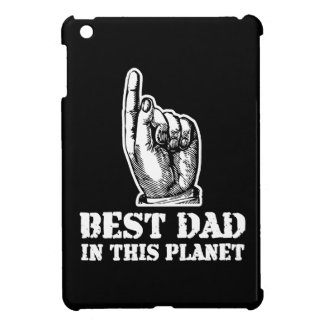Best Dad In This Planet Cover For The iPad Mini