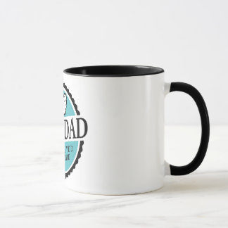 Best dad in vintage style! mug