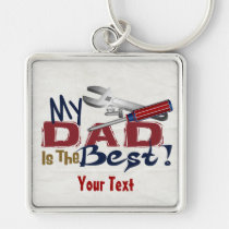 keychains, dad, cheerleading, cheers, youth, daddy, tools, children, sports, mugs, coffee, stiens, totes, tote, bag, purse, holidays, christmas, thanksgiving, stamps, postage, caps, hats, cap, hat, post, cards, baby, shower, weddings, births, magnets, Keychain with custom graphic design