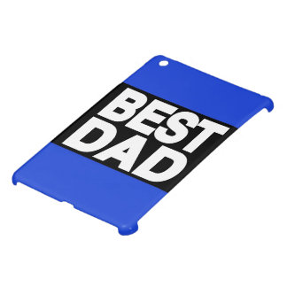 Best Dad Lg Blue Case For The iPad Mini