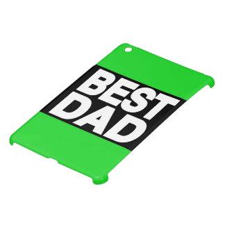 Best Dad Lg Green iPad Mini Cover