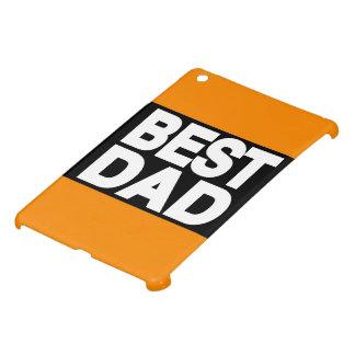 Best Dad Lg Orange iPad Mini Case