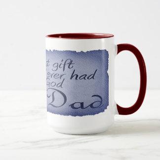 best dad mug taza