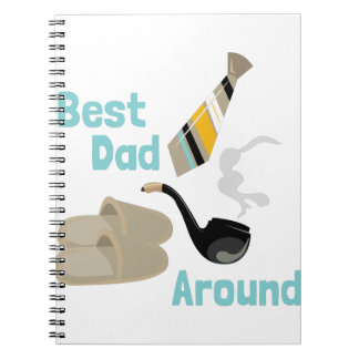 Best Dad Notebook