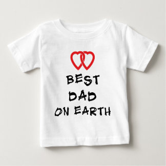 Best Dad On Earth Toddler & Baby T-Shirt