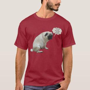 91b4e242 Pug T-Shirts - T-Shirt Design & Printing | Zazzle