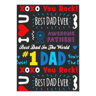 Best Dad Sayings Card