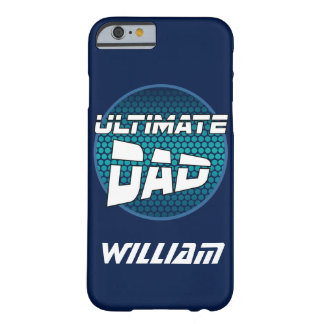 Best Dad with Customizable Name Case