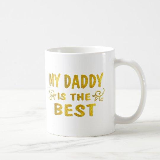 Best Daddy Coffee Mug