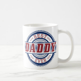 Best Daddy Ever Classic White Mug