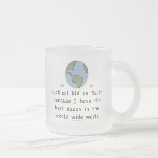 Best Daddy In The Whole Wide World Mug