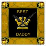 Best Daddy Wall Clocks