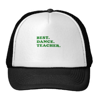 Best Dance Teacher Trucker Hat