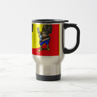 Best Dancer Travel Mug