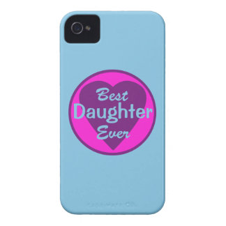 Best Daughter Ever iPhone 4 Case-Mate Cases
