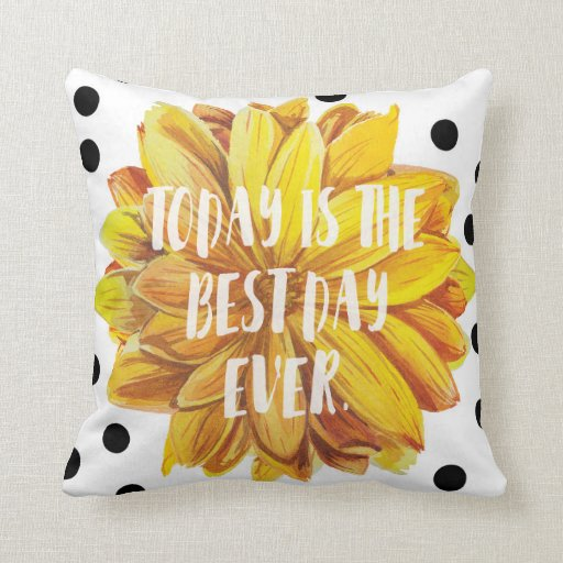 best pillow ever best day pillow zazzle 31585