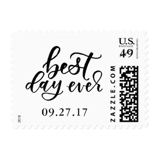 Best Day Ever Stamp