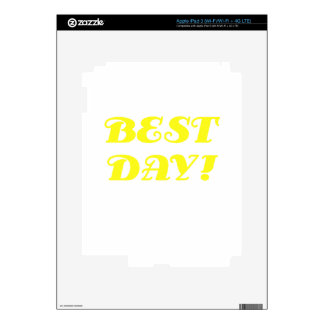 Best Day Skin For iPad 3