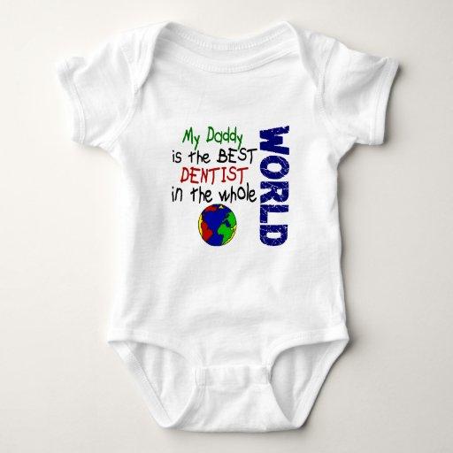 Best Dentist In World 2 (Daddy) T-shirt