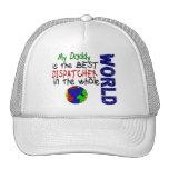 Best Dispatcher In World 2 (Daddy) Mesh Hats